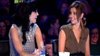 Katy Perry & Cheryl Cole Video