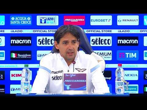 Le parole di mister Inzaghi alla vigilia di Lazio-Bologna