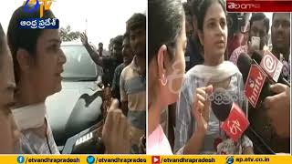 Revanth Reddy's Wife Geetha Furious | on His Arrest | at Kodangal