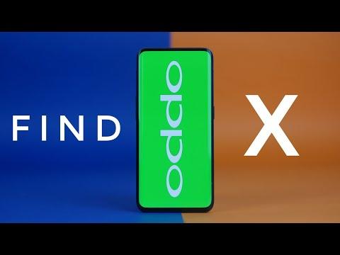 OPPO Find X Ritorno Al Futuro!