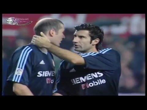 Sevilla vs Real Madrid 2003/2004 4-1 FULL MATCH