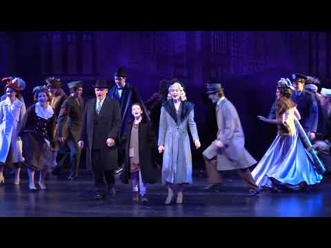 Annie At The Herberger Theater June 2018