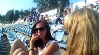 Это песня)))Волжские девочки на футболе. Кубок Ротор-Астрахань