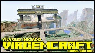 VIRGEMCRAFT EP64 - INICIANDO O VILAREJO, AGORA VAI