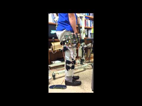 [Rehab] Knee Explcit Force Control