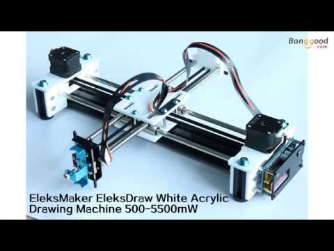 EleksMaker® EleksDraw XY Plotter Pen Drawing Writing Robot Drawing Machine