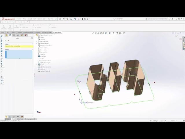 SolidCAM CZ 2017 3 DCAMCUT - Síla destrukčního řezu