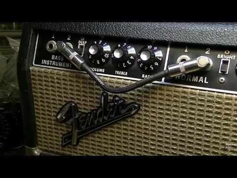 Hacking a Blackface Fender for Monster Gain, Blasphemous or Badass?