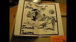 Frank Zappa & The Mothers of Invention - My Name Is Fritz