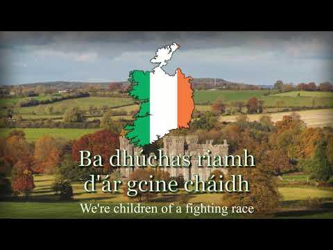 National Anthem of Ireland -