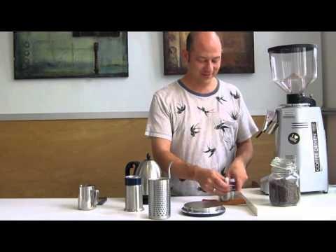 Impress Coffee Brewer Kickstarter Video Doovi