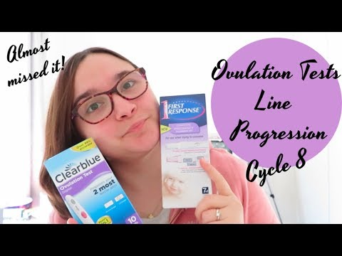ovulation-test-line-progression-cycle-#8-||-clearblue-digital-ovulation-tests-||-ttc-baby-#2