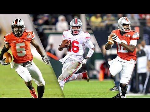 Ohio State Football 2015-16 Pump Up | The QB Decision