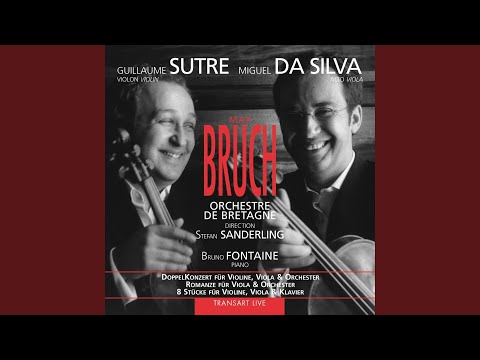 Romance In F Major For Viola And Orchestra, Op. 85: Andante Con Moto ...