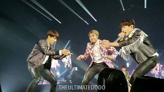 Download 180906 Boyz with Fun, Attack on Bangtan Medley @ BTS 방탄소년단 Love Yourself Tour in LA Fancam 직캠 Mp3