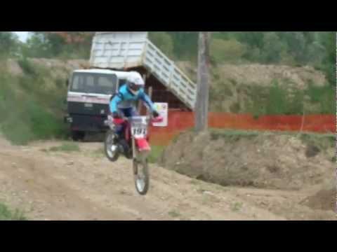 Motocross, Andrea piccolo campione
