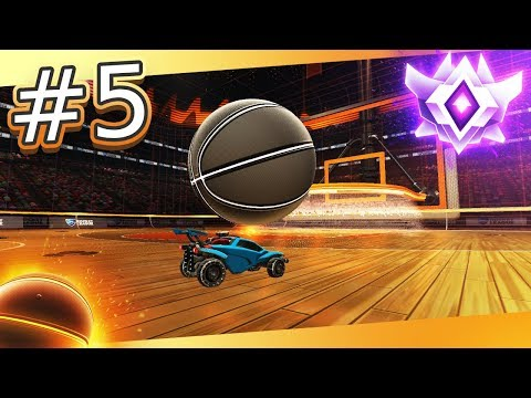 SUBIENDO A *GRAND* CHAMPION EN BALONCESTO #5 | Rocket League thumbnail