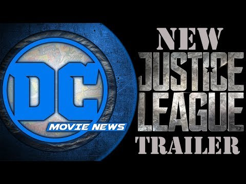 NEW Justice League Trailer and Affleck controversy | DC Movie News