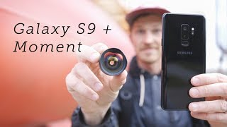 Samsung Galaxy S9 + Moment | Worth The Upgrade? | S9 vs. Note 8