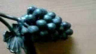 кованый виноград(, 2012-01-18T10:55:26.000Z)