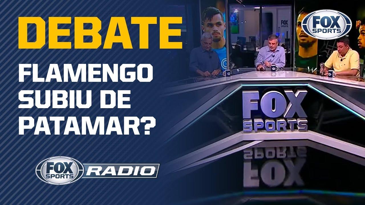 FLAMENGO REALMENTE ESTÁ EM 'OUTRO PATAMAR'? Veja o debate no 'FOX Sports Rádio'