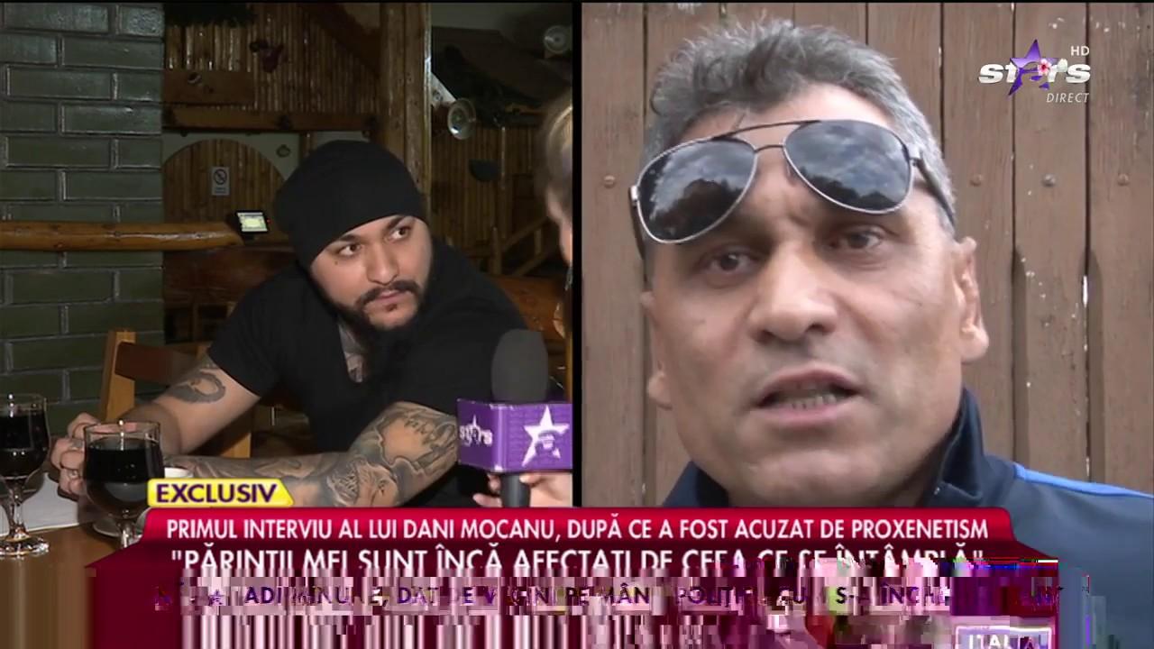 Primul interviu al lui Dani Mocanu. Este la un pas de închisoare, dar se declară nevinovat