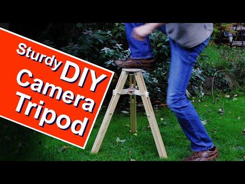 DIY camera tripod - producttank