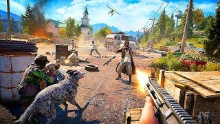 FAR CRY 5 Extended Trailer (2018)