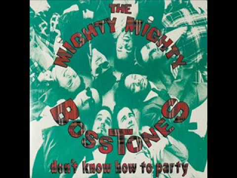 THE MIGHTY MIGHTY BOSSTONES  Dont Know How To Party FULL ALBUM