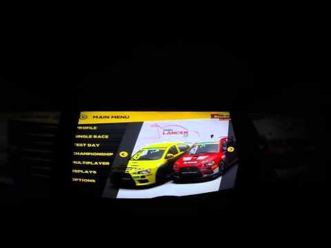 Sim Racing with 90 degree side angle Triple Screen