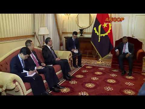 China reafirma parceria estratégica com  Angola