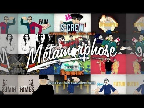 S-Crew - Métamorphose (Réal : Les Marqueurs) (ALBUM