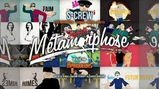 """S-Crew - Métamorphose (Réal : Les Marqueurs) (ALBUM """"SEINE ZOO"""" LE 30 SEPTEMBRE DANS LES BACS)"""