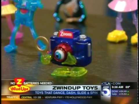 Z WindUp Toys - MORNING SHOW