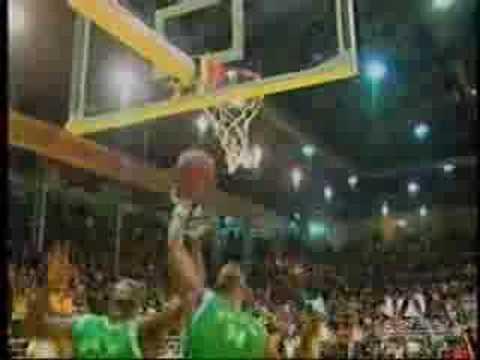 Barcelona campeon de la Liga Nacional de Baloncesto