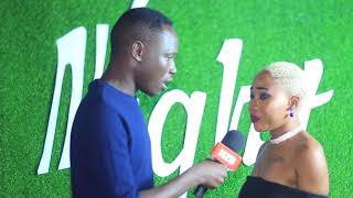 Amber Lulu amegoma Prezoo kufananishwa na Young Dee