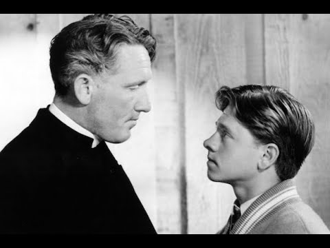 Boys Town (1938) - Scene with Spencer Tracy and Mickey Rooney