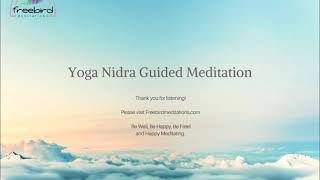 Yoga Nidra Guided Meditation