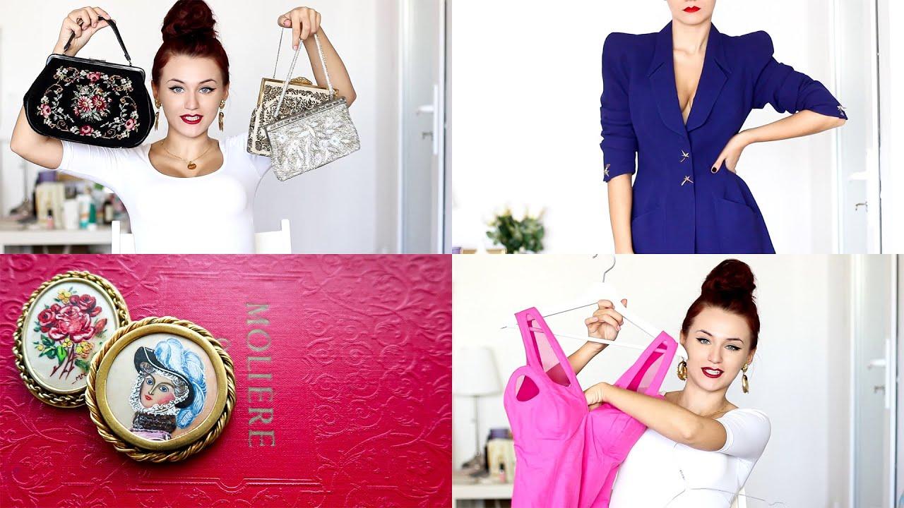 Vintage (YSL, Thierry Mugler, Burberry, Dior, Hermes, etc) | Unde ...