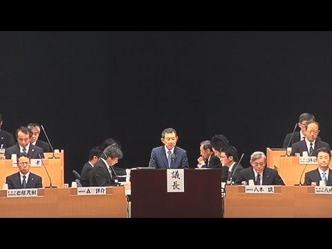 関電総会、脱原発案を否決 新社長「再稼働に全力」