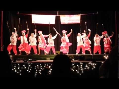 ISU Bhangra  Diwali 2012