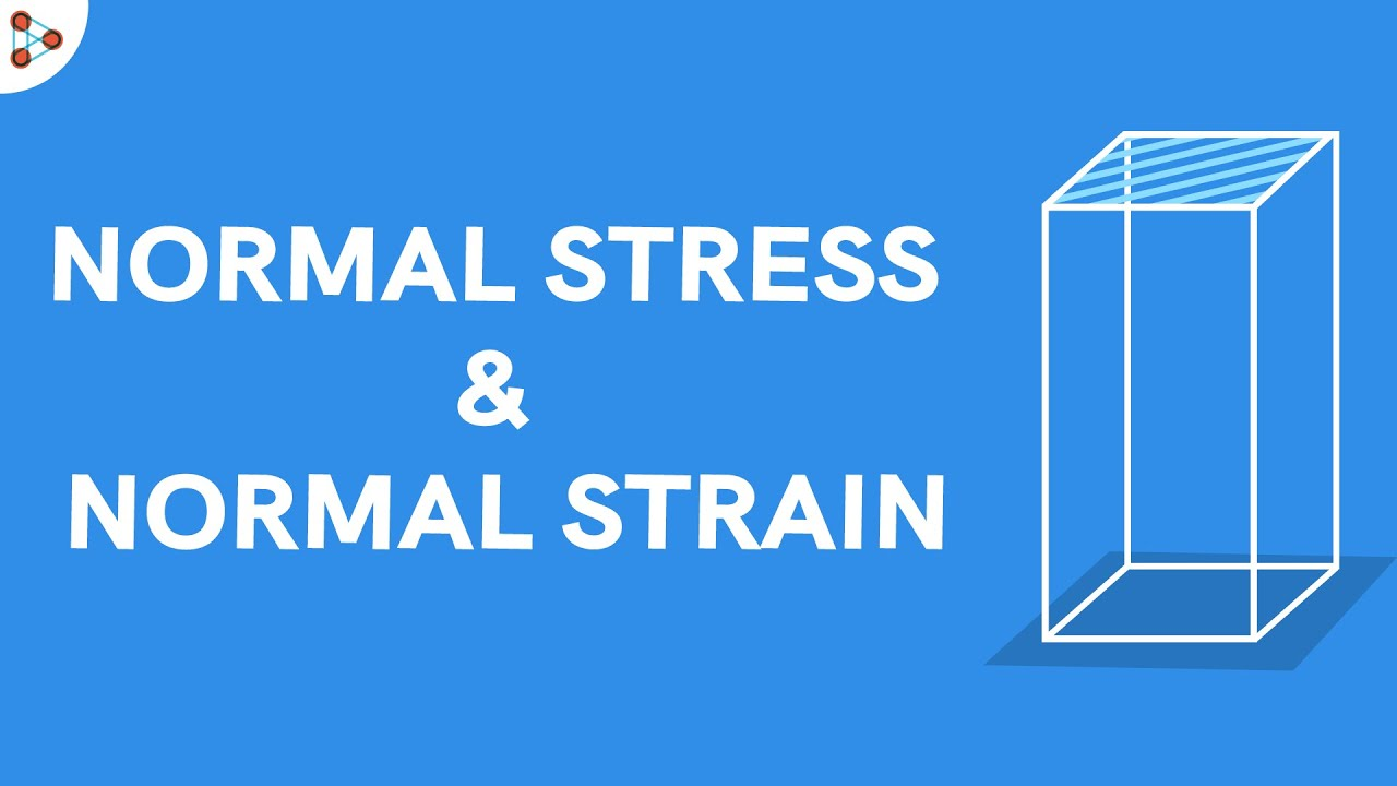 Download Normal Stress and Normal Strain | Mechanical Properties of Solids | Don't Memorise