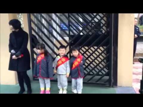 Growing up in Shenzhen