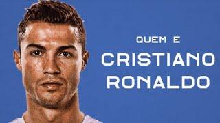 A história de Cristiano Ronaldo.