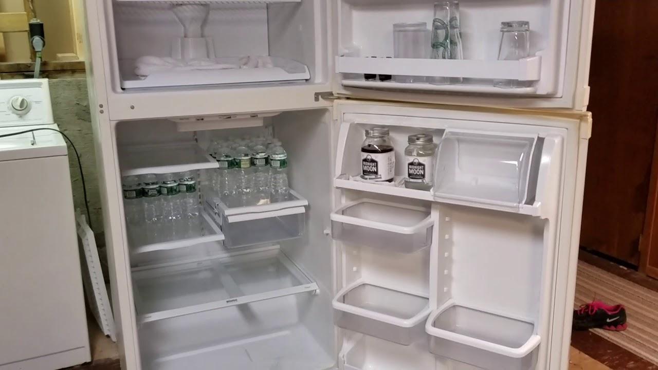 Octember Pt 2 Kenmore Coldspot Refrigerator Fail