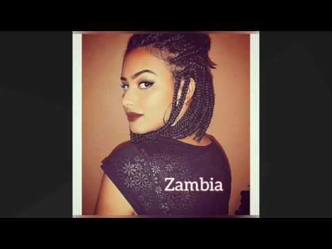 The Beauty Of Zambian Women
