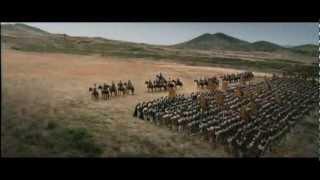 Red Cliff. Битва у красной скалы.
