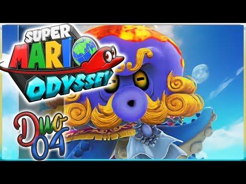 POULPY le plus  SEXY, je suis un PHOQUE !#4 [Super Mario Odyssey DUO-Switch] FR