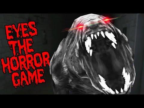 ASSUSTADOR !!! - Eyes : The Horror Game - (Good Boy)