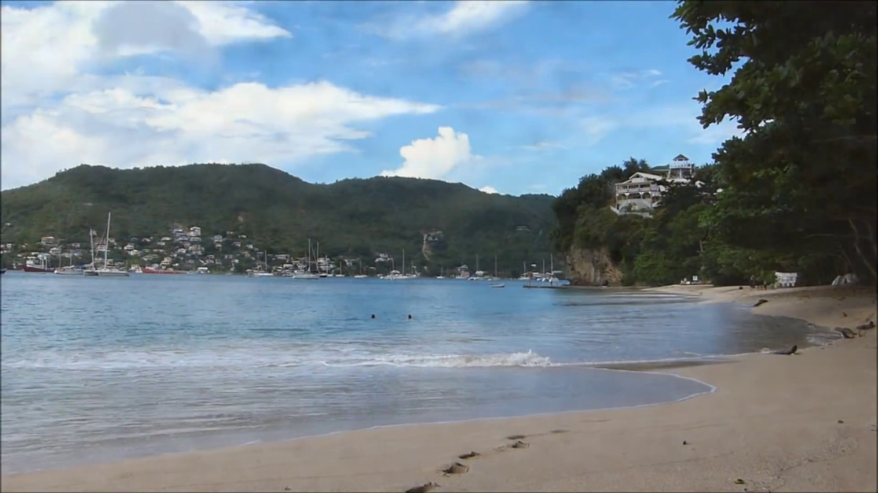 Bequia Princess Margaret Beach St Vincent And The Grenadines